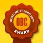 Comcast Wins OVERCOME BY COMPLEXITY Award